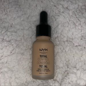 NYX Total Control Drop Foundation in Medium Olive